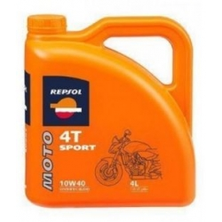 Repsol Moto Sport 4T 10W40